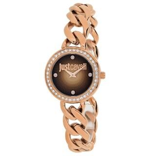 Just Cavalli Women's 7253212501 Chain Watches