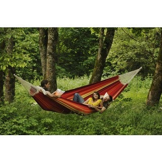 Byer Gigante Lava Red Cotton XXL Hammock