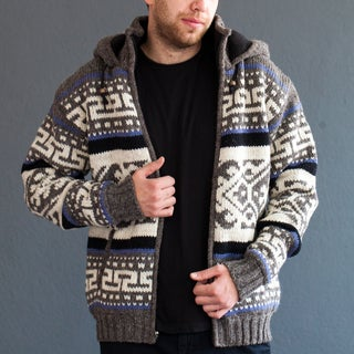 Handmade Mojave Wool Jacket (Nepal)