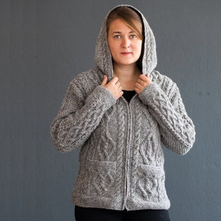 Handmade Aspen Wool Jacket (Nepal)