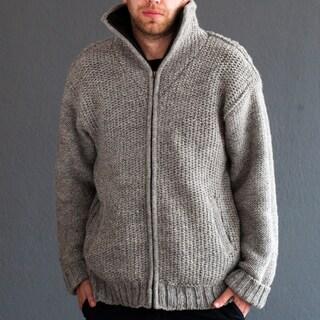 HandmadeBoulder Wool Jacket (Nepal)