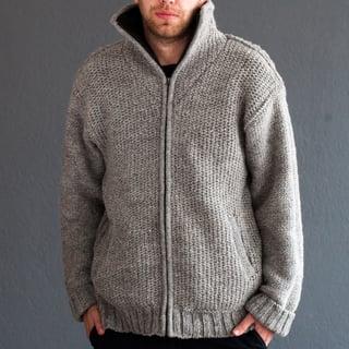 HandmadeBoulder Wool Jacket (Nepal) https://ak1.ostkcdn.com/images/products/16372938/P22729742.jpg?impolicy=medium
