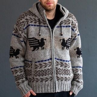 Handmade Moab Wool Jacket (Nepal)