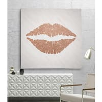 Rose Gold Kiss