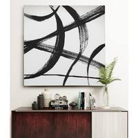 Gestural Marks I Canvas Wall Art