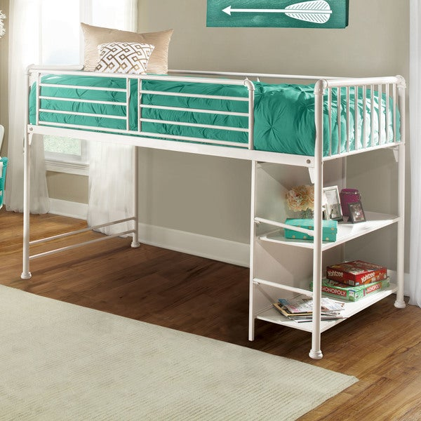 Shop Hillsdale Furniture Brandi White Junior Loft