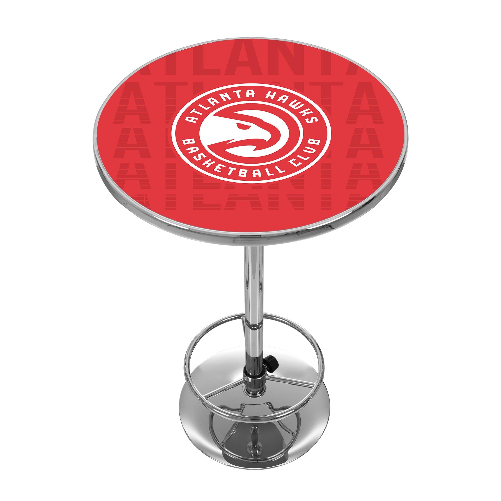 Trademark Gameroom NBA Chrome Pub Table - City (New York ...