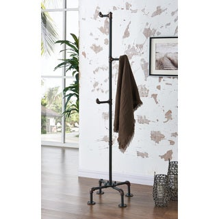 Bronx-Metal Pipe Style Coat Rack