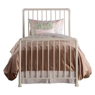 Brandi White Bed Set