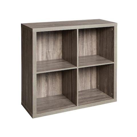 ClosetMaid Decorative Storage 4-Cube Organizer