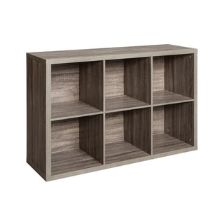 Link to ClosetMaid Decorative Storage 6-Cube Organizer Similar Items in Storage & Organization