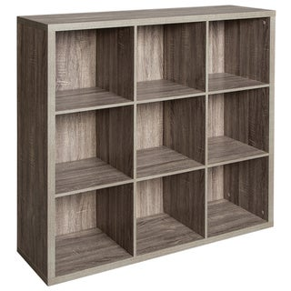 ClosetMaid Decorative Storage 9-Cube Organizer