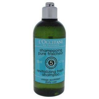 L'Occitane 10.1-ounce Aromachologie Revitalizing Fresh Shampoo