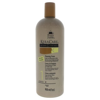 Avlon 32-ounce KeraCare Natural Textures Cleansing Cream