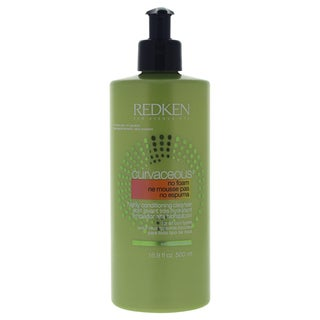 Redken 16.9-ounce Curvaceous No Foam Highly Conditioning Cleanser