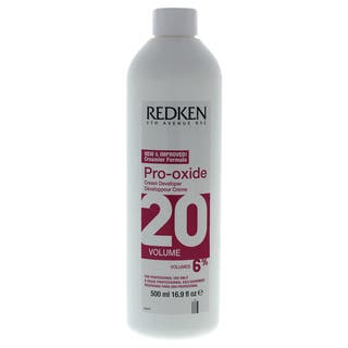 Redken 16.9-ounce Pro-Oxide Cream Developer 20 Volume|https://ak1.ostkcdn.com/images/products/16375826/P22732385.jpg?impolicy=medium