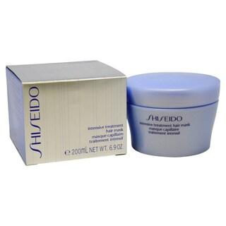 Shiseido 6.9-ounce Intensive Treatment Hair Mask