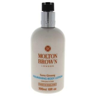Molton Brown 10-ounce Suma Ginseng Nourishing Body Lotion