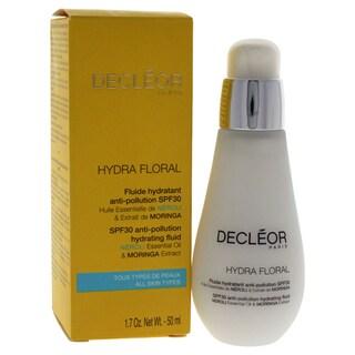 Decleor 1.7-ounce Hydra Floral Anti-Pollution Hydrating Fluid
