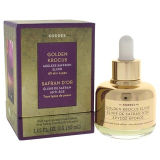 Korres 1.01-ounce Golden Krocus Ageless Saffron Elixir
