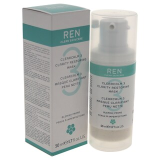 REN 1.7-ounce Clearcalm 3 Clarity Restoring Mask