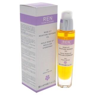 REN 1.02-ounce Rose O12 Moisture Defence Oil