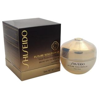 Shiseido 1.7-ounce Future Solution LX Total Protective Cream SPF 18