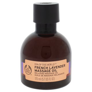 The Body Shop 5.7-ounce French Lavender Massage Oil