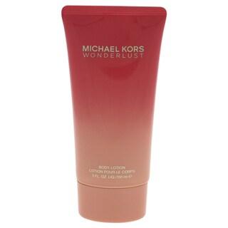 Michael Kors 5-ounce Wonderlust Body Lotion