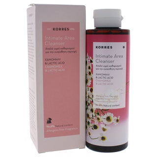Korres 8.45-ounce Intimate Area Cleanser Chamomile & Lactic Acid