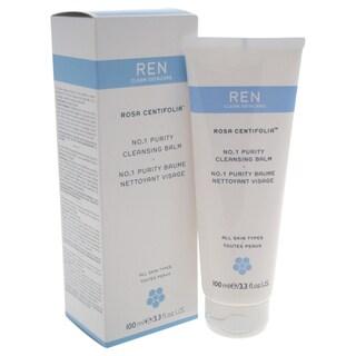 REN 3.3-ounce Rosa Centifolia No.1 Purity Cleansing Balm