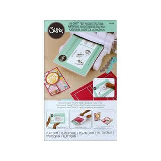Sizzix Big Shot Plus Magnetic Platform|https://ak1.ostkcdn.com/images/products/16380948/P22732729.jpg?impolicy=medium