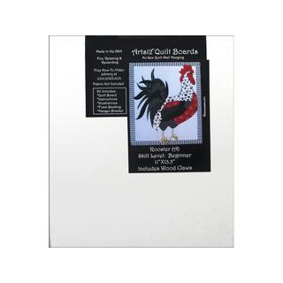 Artsi2 Quilt Board 11x13.5 Rooster