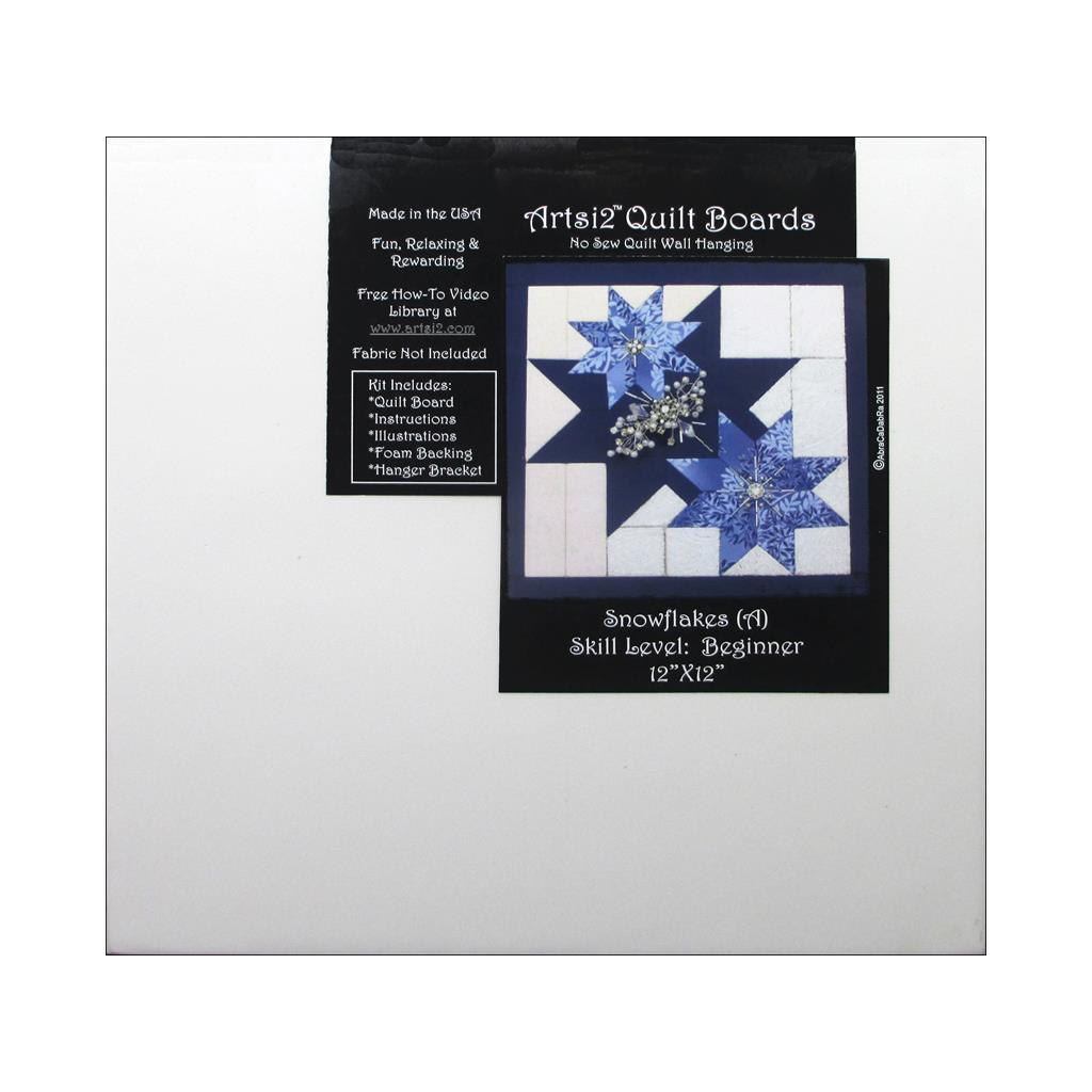 Ellison Artsi2 Quilt Board 12x12 Snowflakes (Quilt Board)...