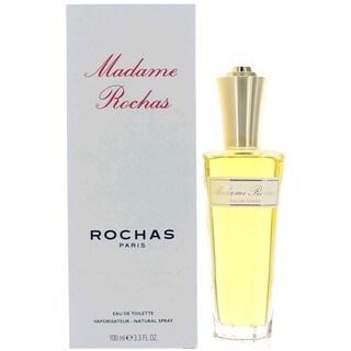 Rochas Madame Rochas Women's 3.4-ounce Eau de Toilette Spray