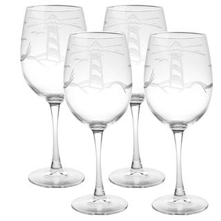 Lighthouse 19oz All Purpose Wine Glass- Set of 4