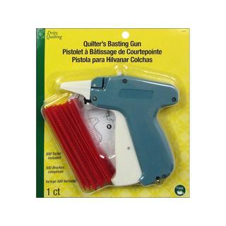 Dritz Quilting Quilter's Basting Gun w/500 Tacks