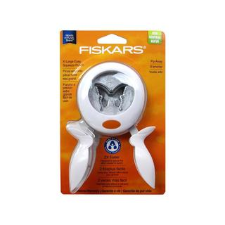 Fiskars Squeeze Punch Xlarge Fly Away Butterfly