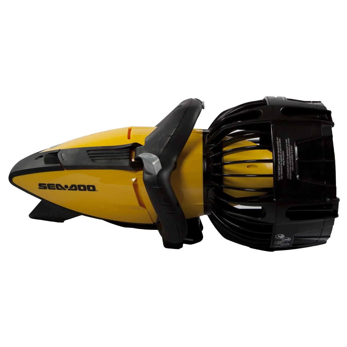 Underwater Sea Doo Seascooter RS3 (Yellow)