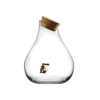 Sanford 2.5 Gal Beverage Dispenser with Cork Lid