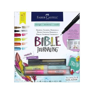 FaberCastell Journaling Kit Bible