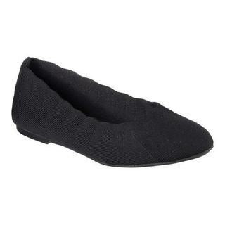 Women's Skechers Cleo Bewitch Ballet Flat Black