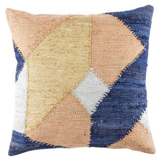 Nikki Chu Auden Geometric Multicolor Throw Pillow