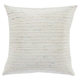 Granite Solid Multicolor Throw Pillow