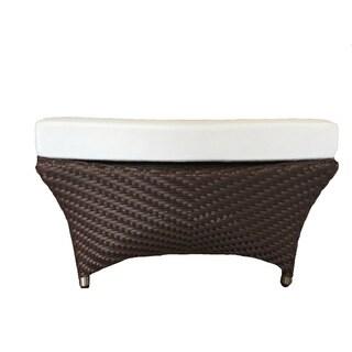 Zen Chocolate/Neutral Footstool