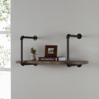 Danya B. Industrial Pipe Wall Shelf|https://ak1.ostkcdn.com/images/products/16391060/P22741663.jpg?impolicy=medium