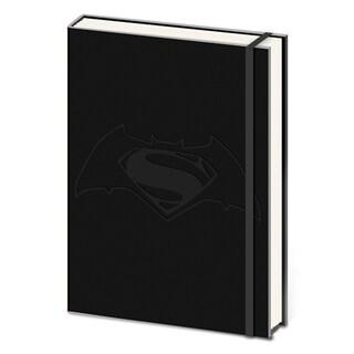 Batman v Superman - Dawn of Justice - Black - Premium A5 Journal