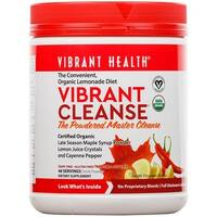 Vibrant Health Vibrant Cleanse The Convenient Organic Lemonade Diet (48 Servings)