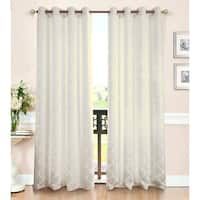RT Designers Collection Lenny 90-inch Grommet Curtain Panel