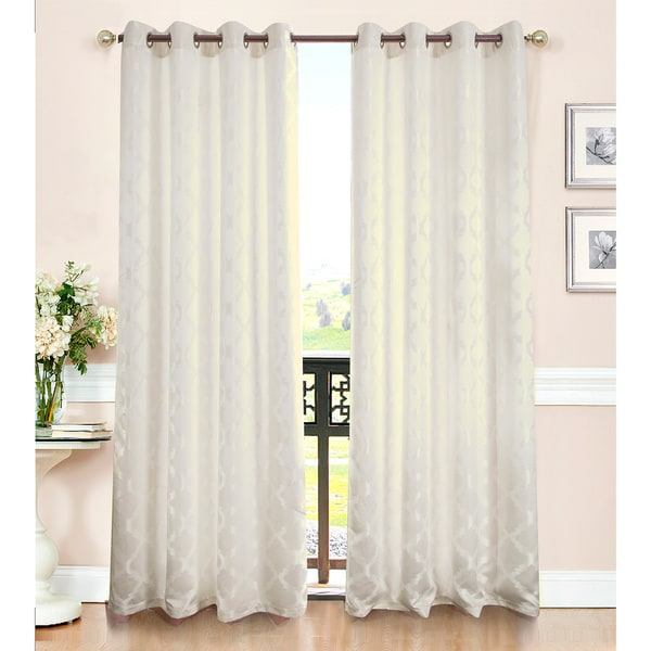 Shop RT Designers Collection Lenny 90-inch Grommet Curtain